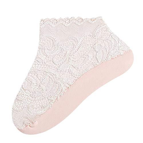 Snakell Frauen Sommer Damen Jahrgang Ultradünne Transparent Schöne Crystal Lace Elastische Kurze Socken Schwarz Schiere Slouch Söckchen transparente Spitzen Socken -