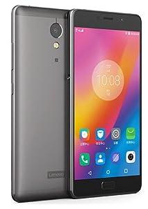 Lenovo P2 4G 32GB Grey - smartphones (Flat, SAMOLED, 1920 x 1080 pixels, Multi-touch, Capacitive, Qualcomm Snapdragon)