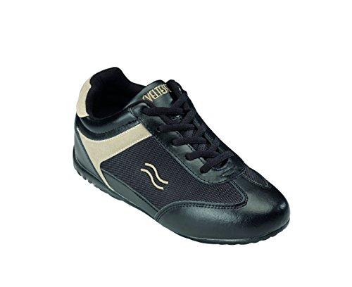 Sveltesse - Basket TONIC chaussure minceur réhaussante 5,8 cm talon invisible - Homme / Femme