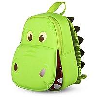 OFUN Dinosaur Backpacks, Toddler School Bag Little Boys Bagpack, Dinosaur Gifts Toy Bag for Boys & Girls, Preschool Rucksack Bag