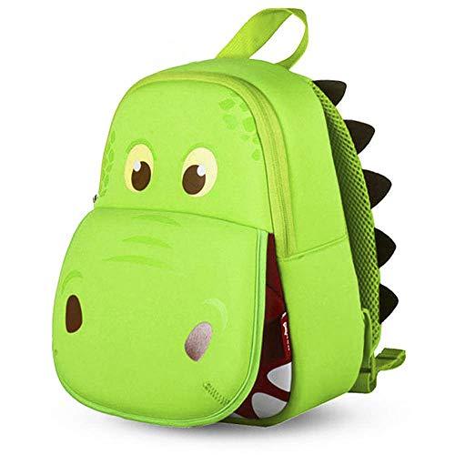 OFUN Sac 3D Dinosaure pour Enfant Sac Scolaire pour Enfant Primaire Maternelle, Cartable Scolaire...