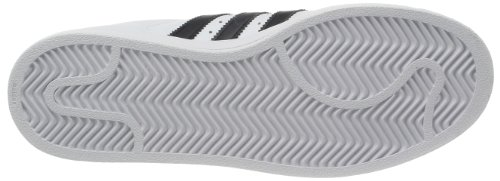 adidas Originals Superstar II Unisex-Erwachsene Sneakers White/Black