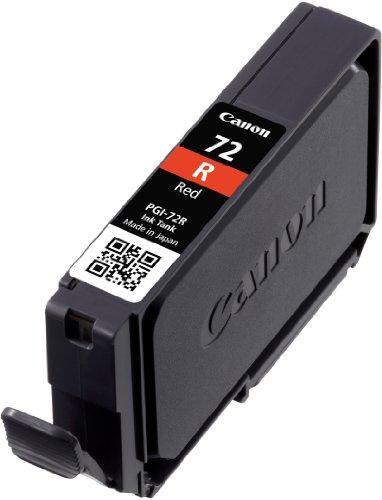 Canon PGI-72 R Cartouche encre d'origine Rouge