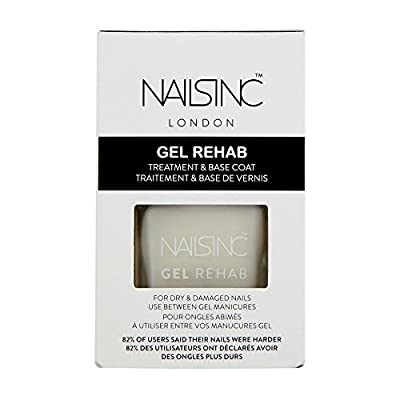 Nails Inc Gel Rehab Treatment & Base Coat
