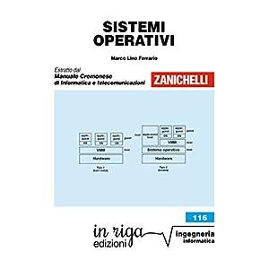 Sistemi operativi: Coedizione Zanichelli - in riga (in riga ingegneria Vol. 116)