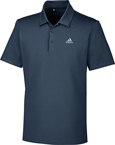 adidas Ultimate 365 Solid, Polo Homme, Bleu (Azul Navy CY5402), X-Large