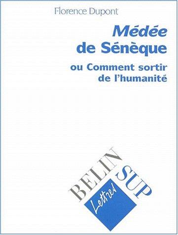 Médée de Sénèque : Un théâtre de la violence