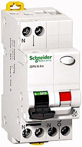 Schneider A9FDB7616 Brandschutzschalter AFDD 1P+N 16A B