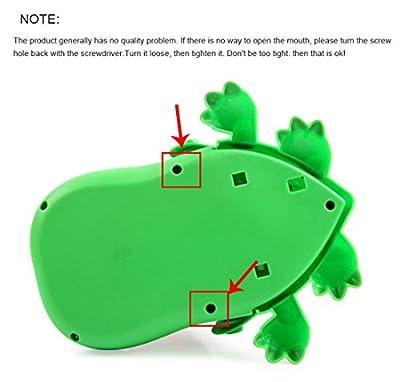 Jouet Creative Pour Enfants Crocodile Dentiste mord doigts jeu drôle jouet cadeau