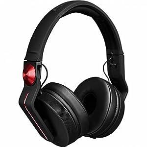 Pioneer DJ - HDJ-700 DJ headphones - red