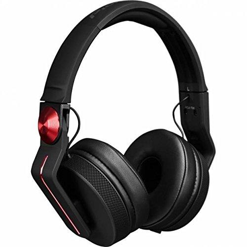 Pioneer DJ - Cuffie DJ HDJ-700 - Rifiniture colore Rosso