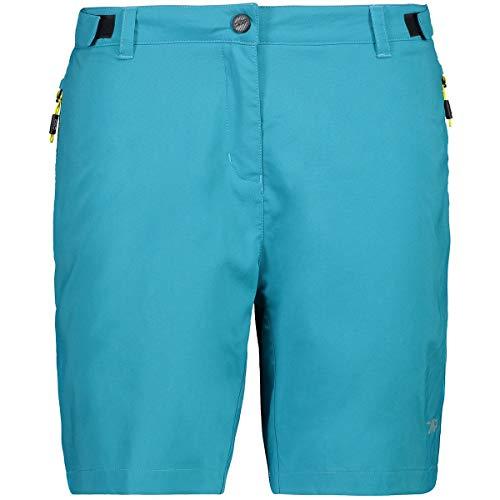 CMP Damen Freebike Shorts Hosen, Curacao, 42 - Curacao Slip