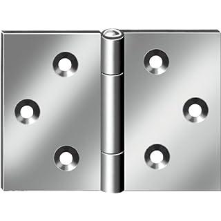 August Vormann, Interior Design, Stainless Steel, 50x 75x 1.2mm-48540Hinge