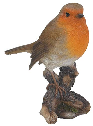 Robin Ornament By Vivid Arts-wbc-rb01-