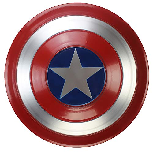 Captain America Shield Prop - KWELJW Avengers Alliance All Metal Captain