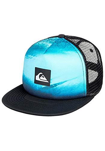 Quiksilver Jungen Visionairre Cap, Black, One Size