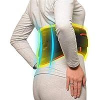 SYR&M Elektrische Heizgürtel,Ferninfrarot-Vibrationsmassage-Gürtel Lindern Rückenschmerzen Bauchschmerzen,3 Temperaturstufen preisvergleich bei billige-tabletten.eu