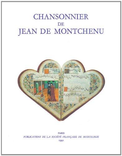 Chansonnier de Jean de Montchenu