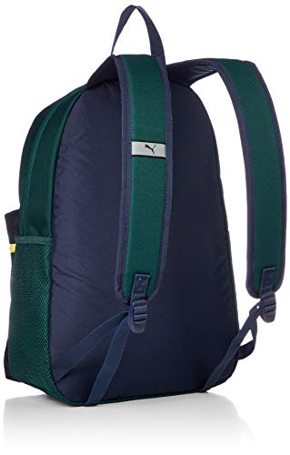 Best puma backpack in India 2020 PUMA Ss-19 22 Ltrs Green Laptop Backpack (7548715_X) Image 3
