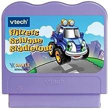 VTech 80-092504 - V.Smile Aprendizaje Juego streaker ciudades inteligentes gira [Importado de Alemania]