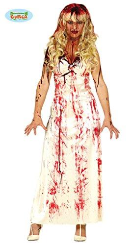 (Zombie Schönheitskönigin für Damen Gr. M/L, Größe:L)