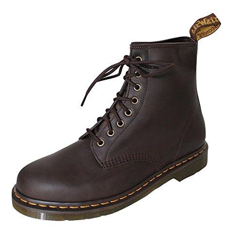 """Dr.Martens Boots """"Gaucho"""" Crazy Horse (braun) (8 Loch) Braun"""