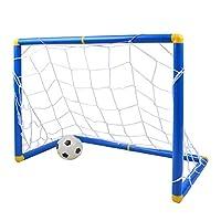 Il calcio è lo sport più popolare al mondo, avendo un fascino quasi universale grazie alla sua immediata accessibilità, anche i bambini piccoli possono imparare a suonare in pochi minuti.Non c'è modo migliore per far giocare i tuoi bambini co...