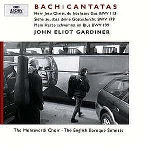 Bach: Cantata Pilgrimage (Kantaten BWV 179, 199, 113)