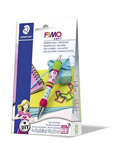 Staedtler 8025 10 - FIMO Soft DIY Accessoires-Set Pen