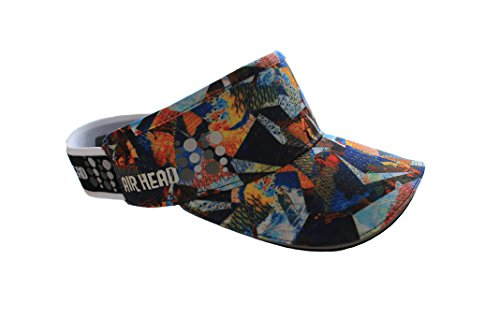 Crewroom Air Head - Visera microligera/ultraligera, modelo A - multicolor, talla única