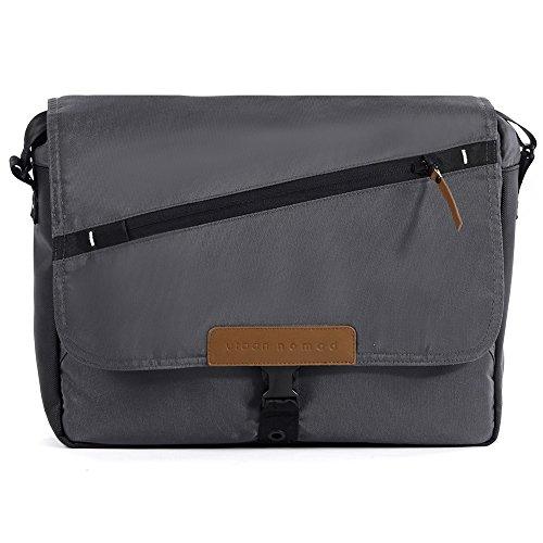 Mutsy EVO Wickeltasche - Urban Nomad dark grey - Modell 2016