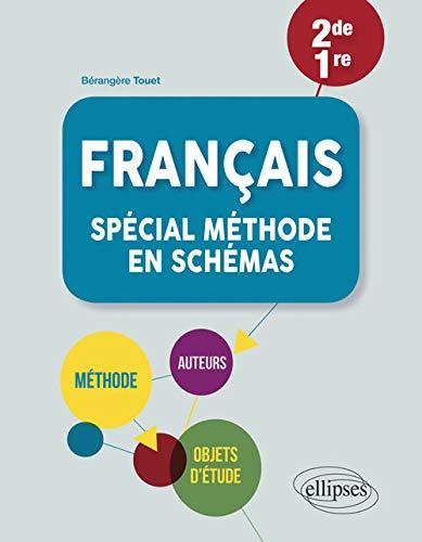 Français - Spécial méthode en schémas - 2de, 1re