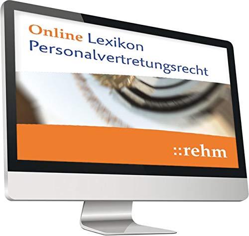 Lexikon Personalvertretungsrecht