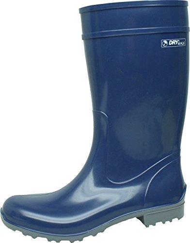 BOCKSTIEGEL® LUISA - Stivali di Gomma alla Moda   Donna   Taglie: 36-42 Dk-Blue/Grey