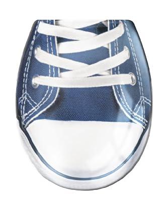 Kleine Wolke 1809700075 WC Sitz Motiv Sportschuh, 37x 45 cm, blau