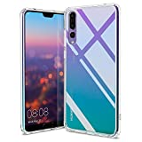 HOOMIL Compatible with Huawei P20 Pro Case, Clear