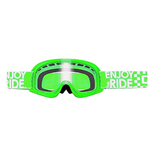 O'Neal Kinder B-Youth Goggle Grün Crossbrille RL Motocross MX DH Downhill, 6025K-204