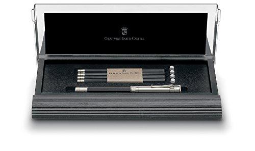 Graf von Faber-Castell Perfekter Bleistift Schreibtisch-Set, schwarz schwarz -
