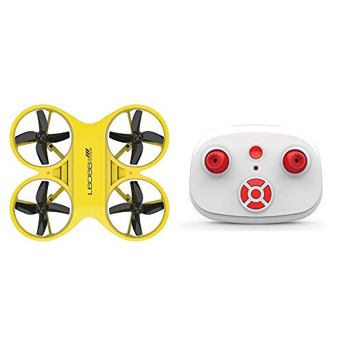 EisEyen Mini RC WiFi Drone Regalo per Bambini e Principianti Quadricottero Mini Elicottero modalità Headless Telecomando Senza Fotocamera Gelb