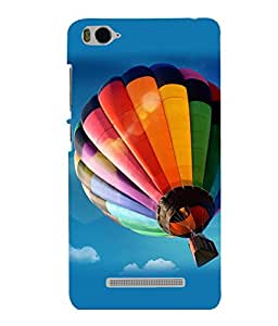printtech Hot Air Balloon Colored Back Case Cover for Xiaomi Redmi MI 4C::Xiaomi Mi 4C