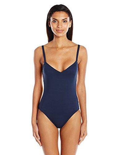 b43595085829 Seafolly Sweetheart Maillot, bañadores para Mujer, Azul Indigo, 80C (Talla  del Fabricante: 8)