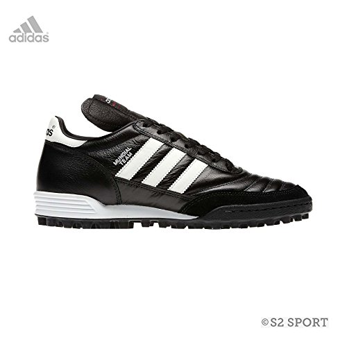 Adidas Mundial Team, Chaussures de Football Adulte Mixte (black / ftwr white / red)
