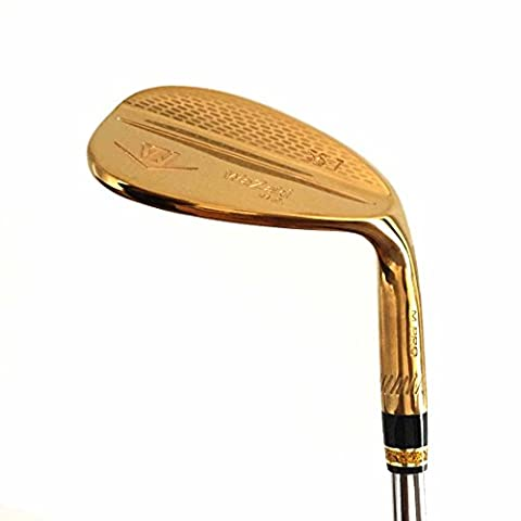 Japon wazaki 14 K Or M Pro souple forgé Fer USGA R Une Règles de Club de Golf Wedge, Gm Pro Forged