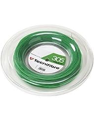 Tecnifibre 305 Bobine de Cordage de Squash 1,10 mm 200 m Coloris : Vert (Green)
