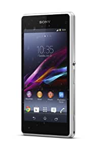 Sony Xperia Z1 Compact SIM-Free Android Smartphone - White
