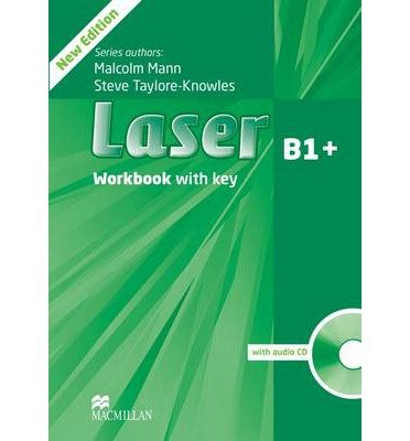 [(Laser Workbook + Key and CD Pack Level B1+)] [ By (author) Malcolm Mann, By (author) Steve Taylore-Knowles ] [January, 2013]