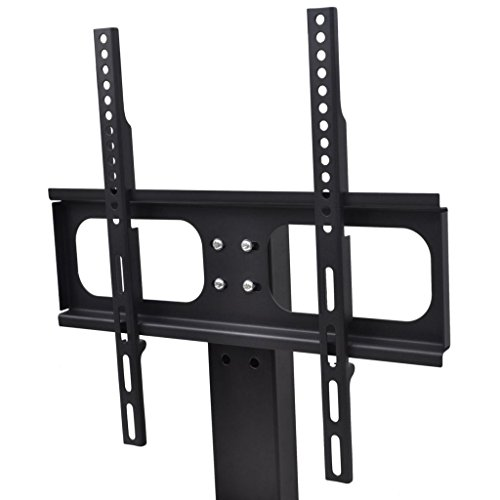 comprare on line vidaXL Supporto a pavimento Staffa TV con Base 400 x 400 mm 23