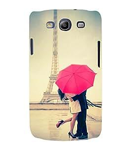 EPICCASE Effile tower Love Mobile Back Case Cover For Samsung Galaxy S3 Neo (Designer Case)