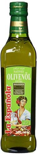 La Española Natives Olivenöl Extra Bio, 1er Pack (1 x 500 ml)