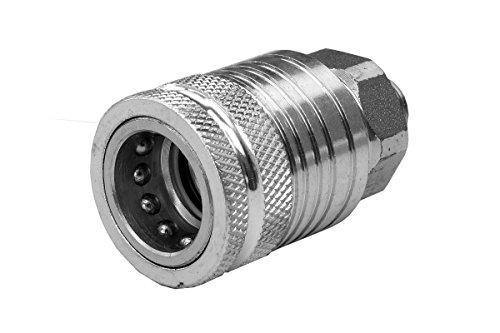 Hydraulik SVK Steckkupplung Muffe 12L BG3 ohne Staubschutz